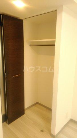 エステムコート名古屋ステーションクロス 802号室の収納