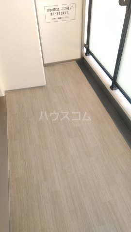 エステムコート名古屋ステーションクロス 802号室のバルコニー