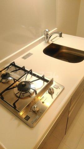 エステムコート名古屋ステーションクロス 1304号室のキッチン