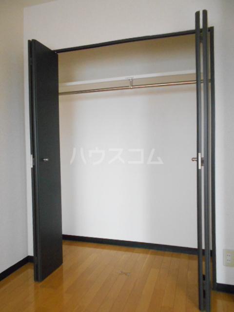 Seven Four 402号室の収納