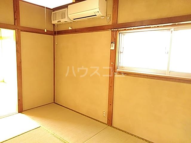 ガーデン文ヶ岡 A 205号室の居室