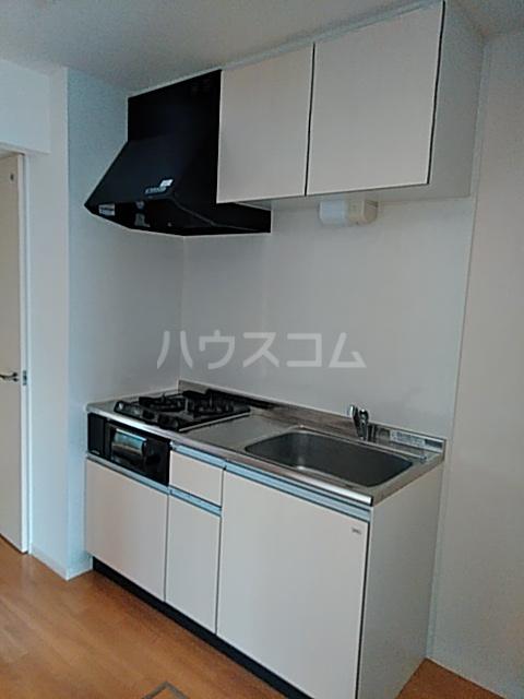 エクセルコート上草柳 101号室のキッチン