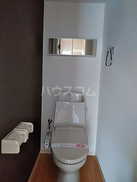 エクセルコート上草柳 101号室のトイレ