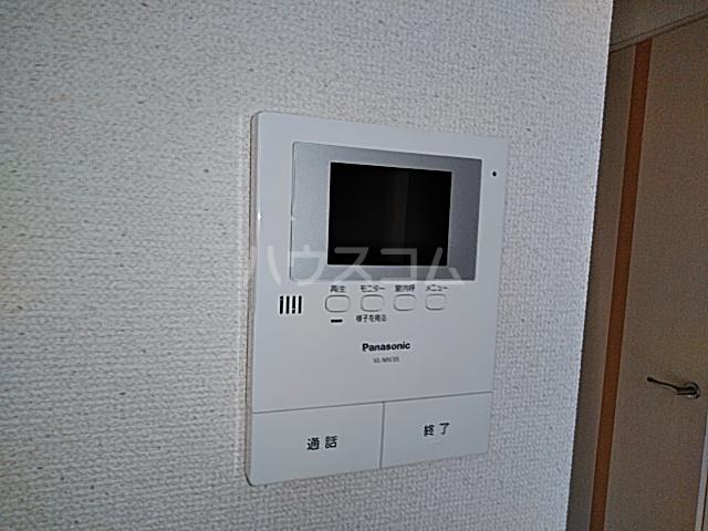 エクセルコート上草柳 101号室のセキュリティ