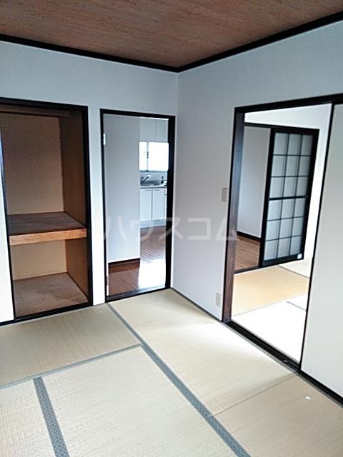 カトレアハイツ 202号室の居室