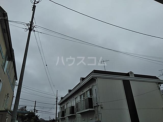 レスタチオン壱番館 102号室の景色