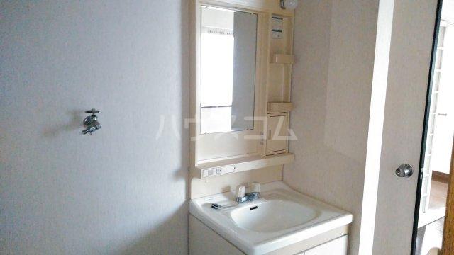 マリンコート7番館 105号室の洗面所