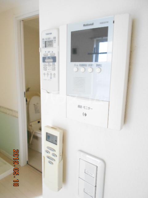 コラーレ二俣川 102号室のセキュリティ
