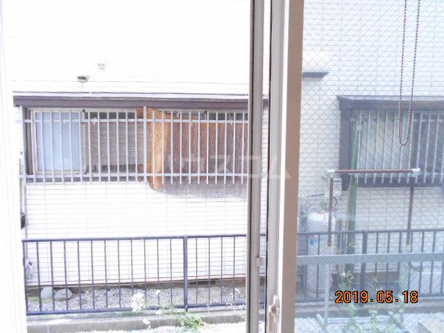 コラーレ二俣川 102号室のバルコニー