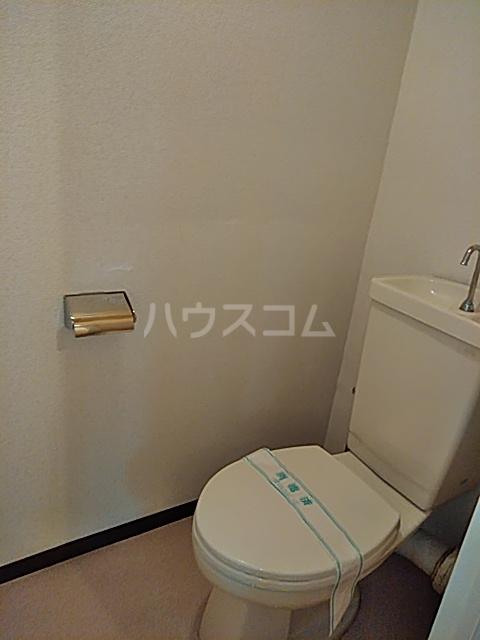 瀬谷レジデンス 105号室のトイレ