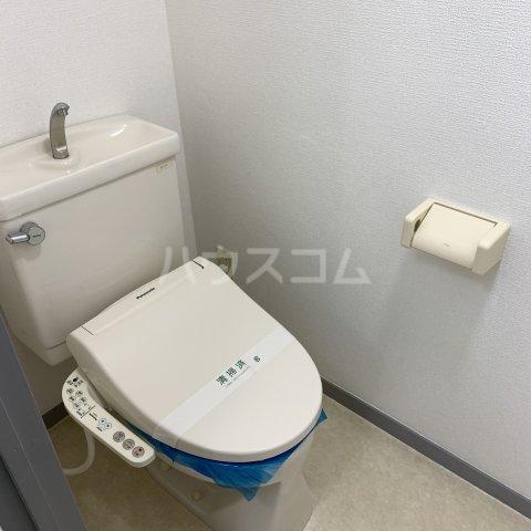 緑園都市リルターラックスマンション壱番館 102号室のトイレ