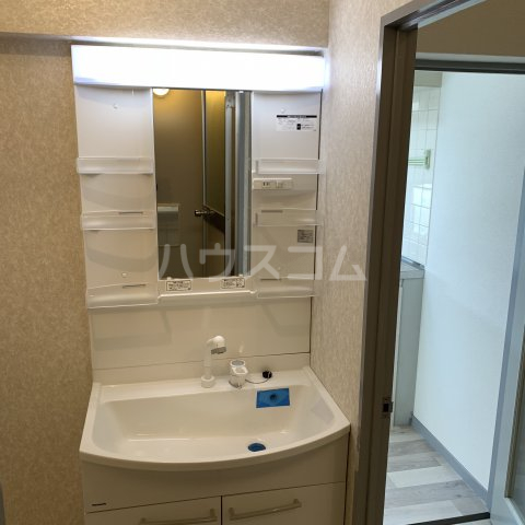 緑園都市リルターラックスマンション壱番館 303号室の洗面所