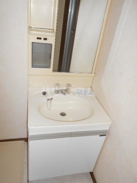 グランベールヨシミ 202号室の洗面所