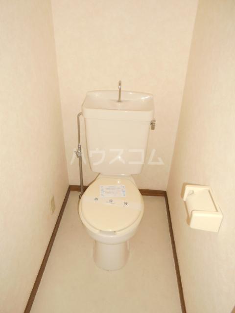 グランベールヨシミ 202号室のトイレ