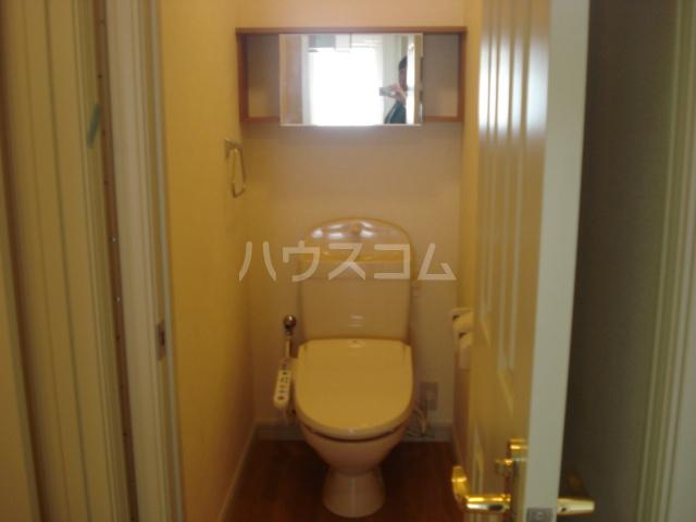 ラフォーレ 105号室のトイレ