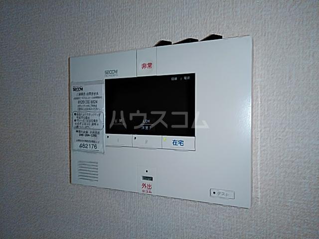 ソレイユB 103号室のセキュリティ