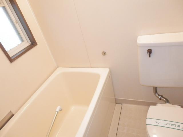 ドリームハイツ 101号室の風呂