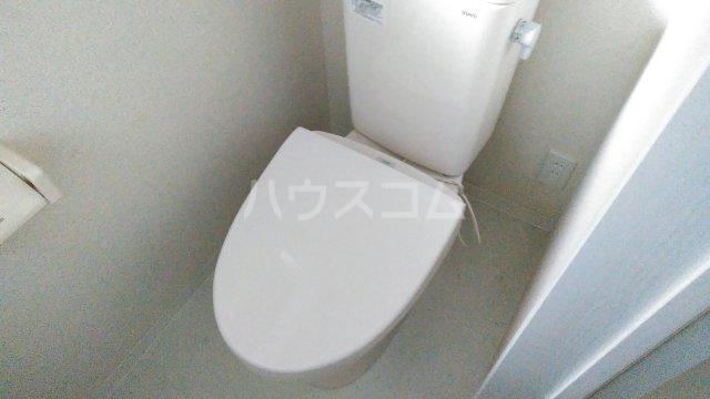 タイヨービル 101号室のトイレ