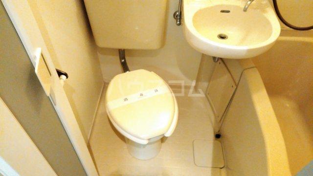 サザンステージ四季美台 108号室のトイレ