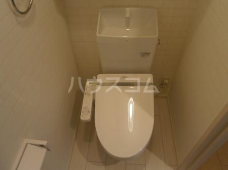 カルム3のトイレ