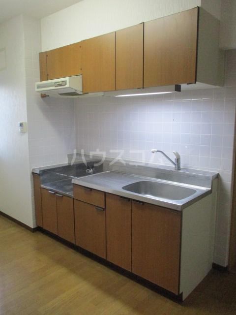 緑園都市プレーヌ 306号室のキッチン