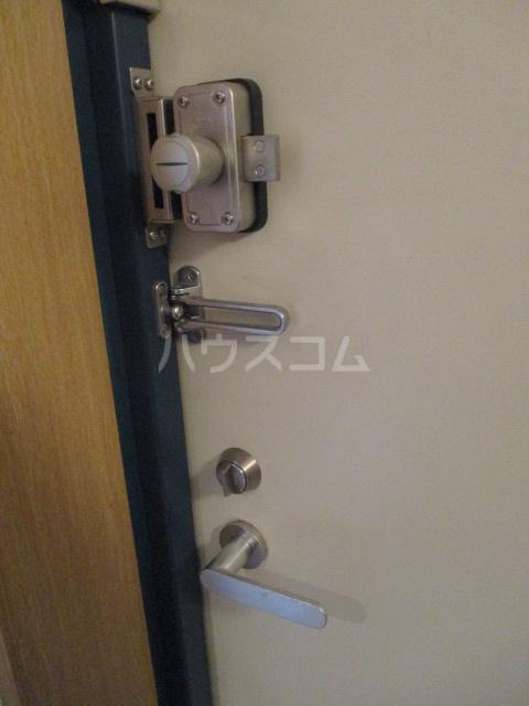 緑園都市プレーヌ 306号室のセキュリティ