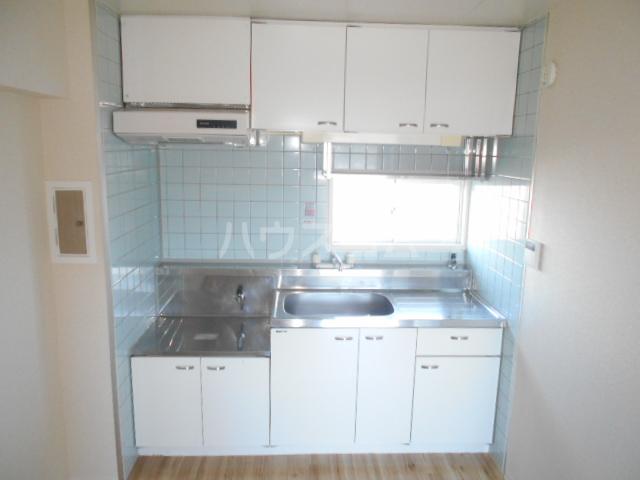 ビレッジハウス阿久和2号棟 506号室のキッチン