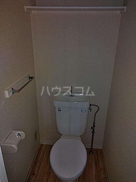 ビレッジハウス阿久和2号棟 506号室のトイレ