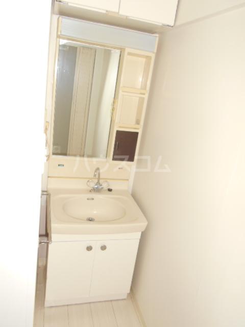 ビレッジハウス阿久和4号棟 103号室の洗面所