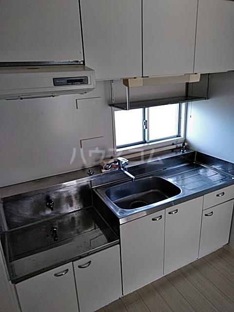 ビレッジハウス阿久和4号棟 103号室のキッチン