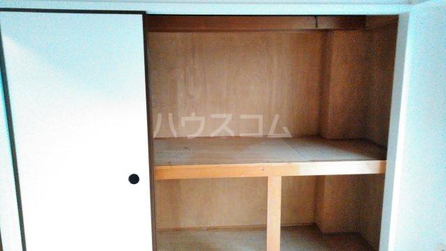 ビレッジハウス川井宿5号棟 404号室の収納