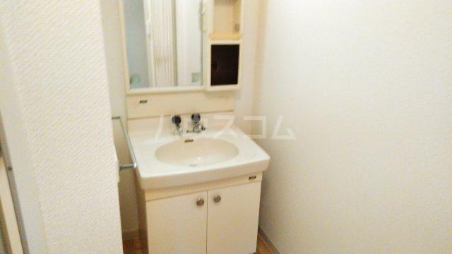 ビレッジハウス川井宿5号棟 404号室の洗面所