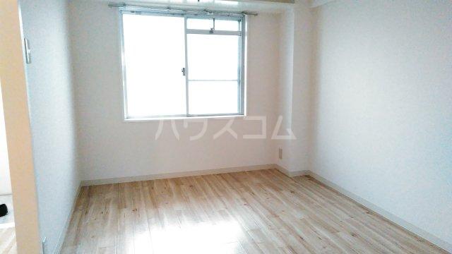 ビレッジハウス川井宿5号棟 404号室のベッドルーム