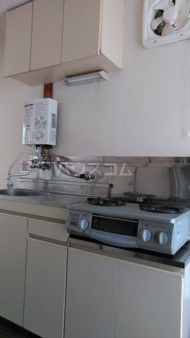 杣方荘 202号室のキッチン