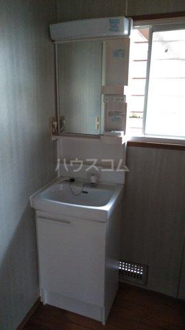 第三光ハイツ 101号室の洗面所
