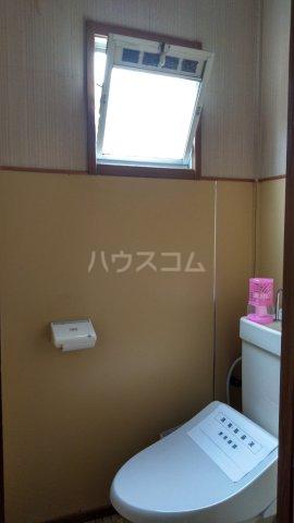 第三光ハイツ 101号室のトイレ