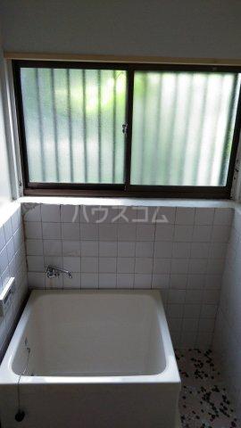 小袋荘 1号室の風呂