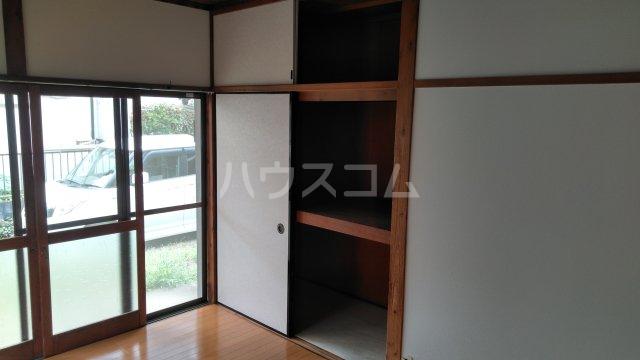 小袋荘 1号室の居室