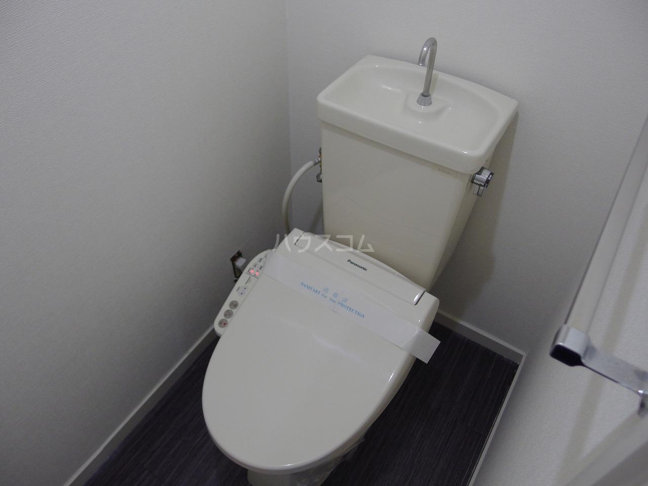 スターライトヴィラ2 205号室のトイレ