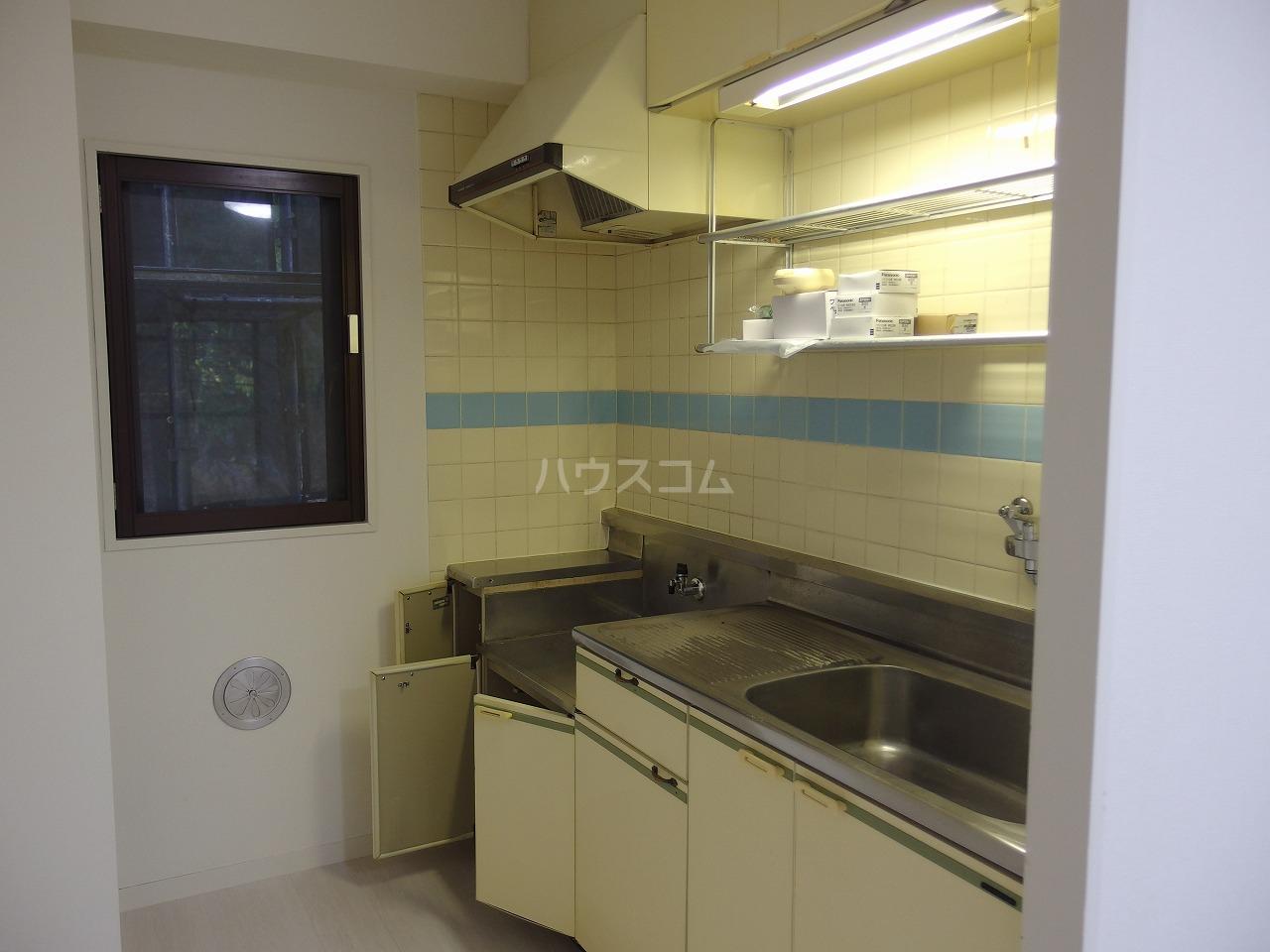 スターライトヴィラ2 205号室のキッチン