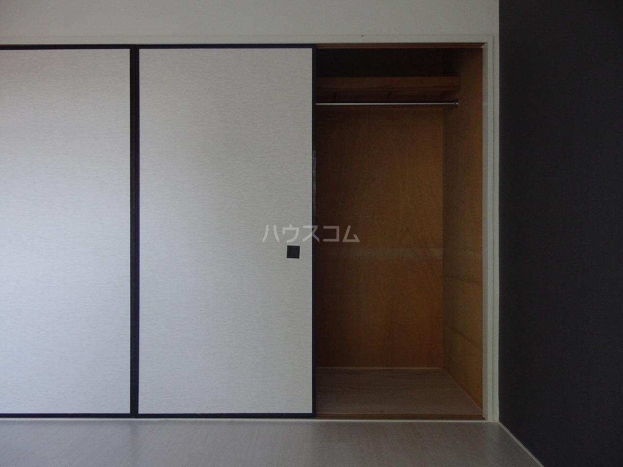 スターライトヴィラ2 205号室の収納