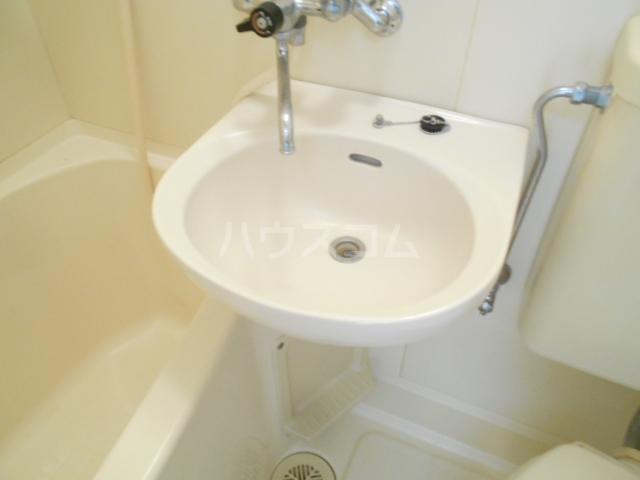 フラット87 105号室の洗面所