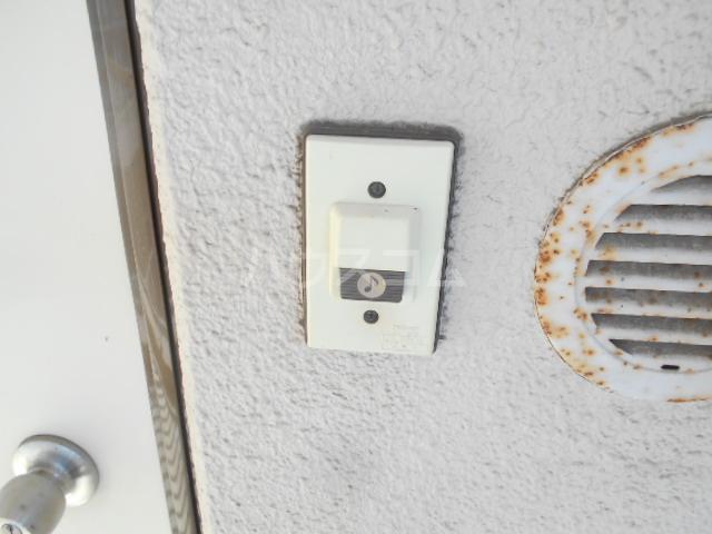 フラット87 105号室のセキュリティ