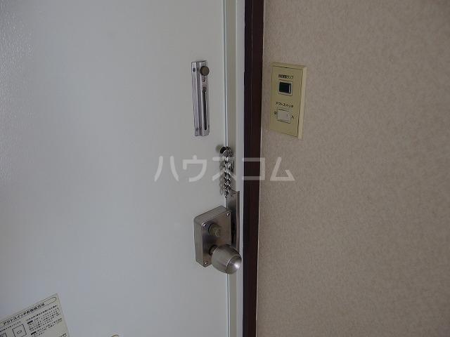 ピアシティナカムラ 203号室のセキュリティ