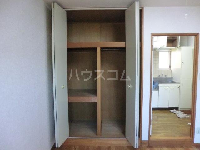 フラット桜ヶ丘 303号室の収納