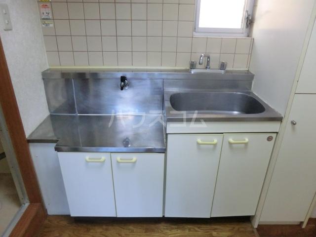 フラット桜ヶ丘 314号室のキッチン