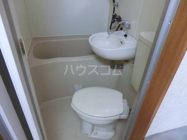 フラット桜ヶ丘 314号室の風呂