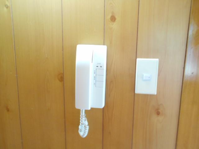コートビレッジ桜ヶ丘パートⅡ A103号室のセキュリティ