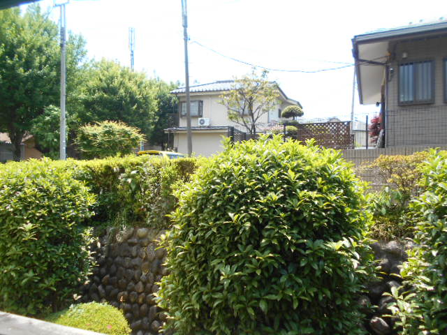 コートビレッジ桜ヶ丘パートⅡ A103号室の景色