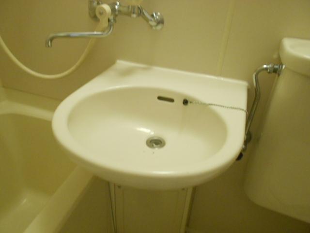 コートビレッジ桜ヶ丘パートⅡ A103号室の洗面所